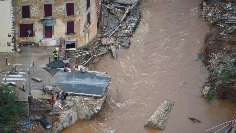 Inondations et réchauffement climatique : pourquoi le sud de la France est loin d'en avoir fini avec les catastrophes