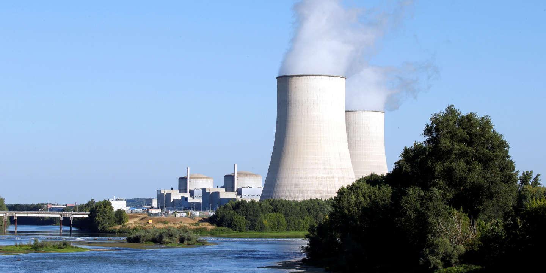 Canicule: EDF doit mettre à l'arrêt deux réacteurs nucléaires
