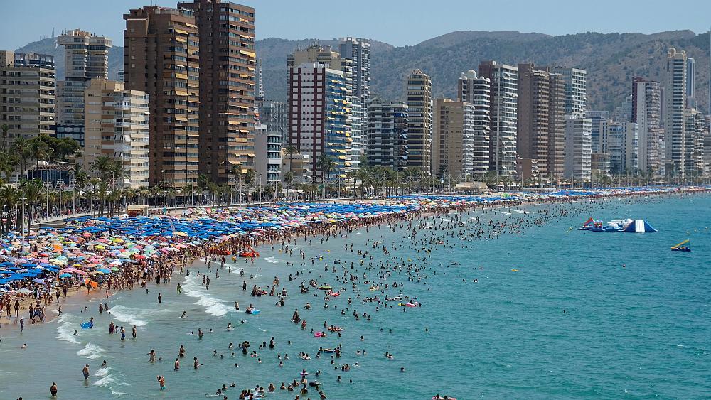 La méditerranée particulièrement impactée par le réchauffement climatique