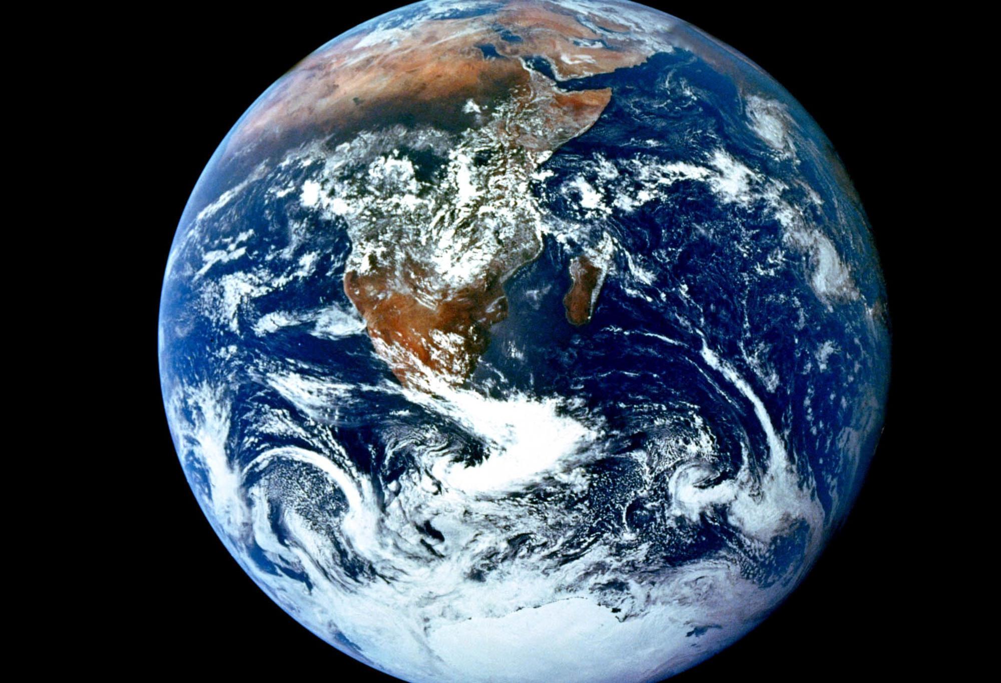 Une étude fait le lien entre réchauffement climatique et catastrophes naturelle