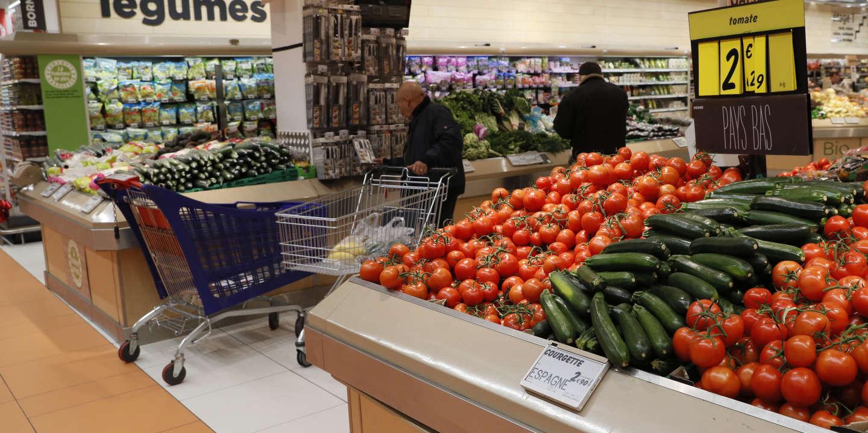 Les deux tiers des résidus de pesticides dans l'alimentation sont des perturbateurs endocriniens potentiels