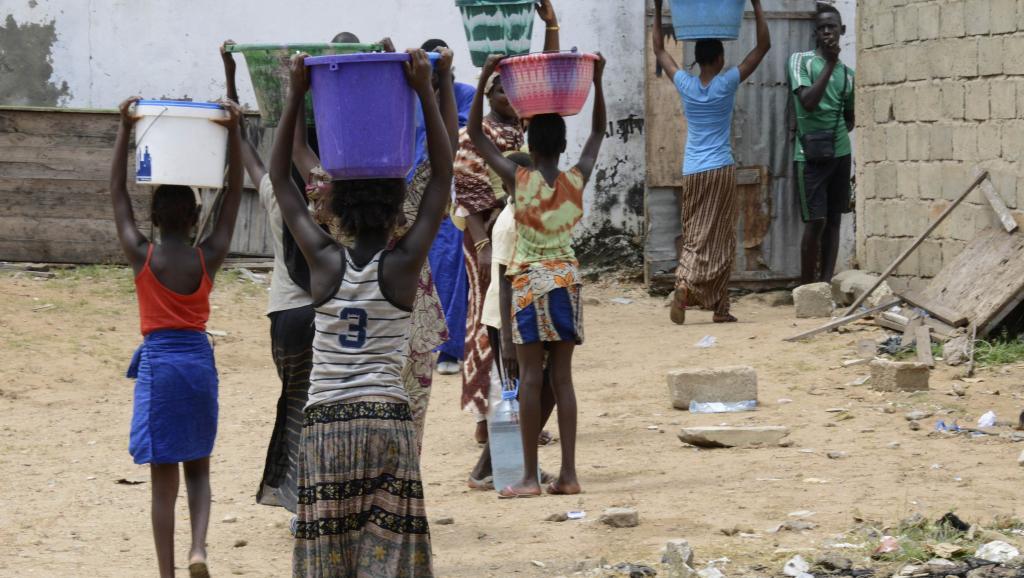Pénurie d'eau: le quart de l'humanité est proche du «jour zéro»