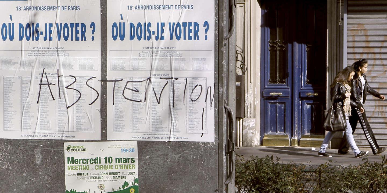 L'abstention, premier parti des18-25ans?
