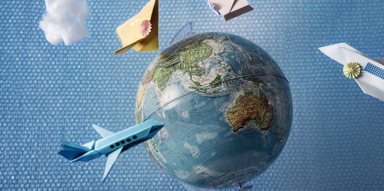 Les gestes à adopter pour moins polluer en avion