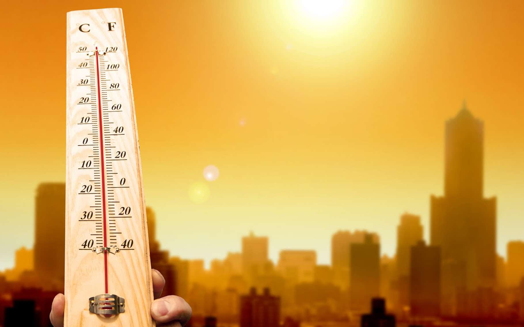 Pourquoi fait-il plus chaud en ville qu'à la campagne ?