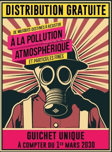 Ma Vie en 2030 – qualité de l'air