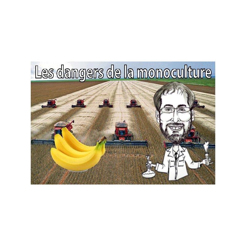 Les dangers de la monoculture