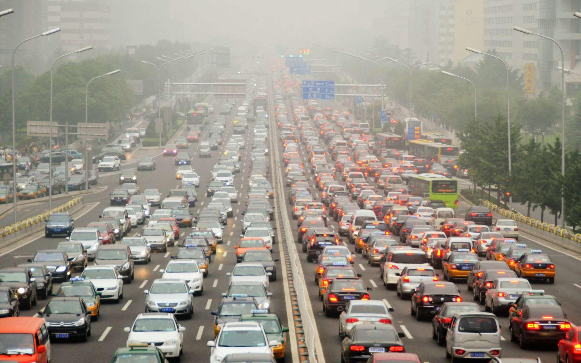 Transport et CO2 : quelle part des émissions ?