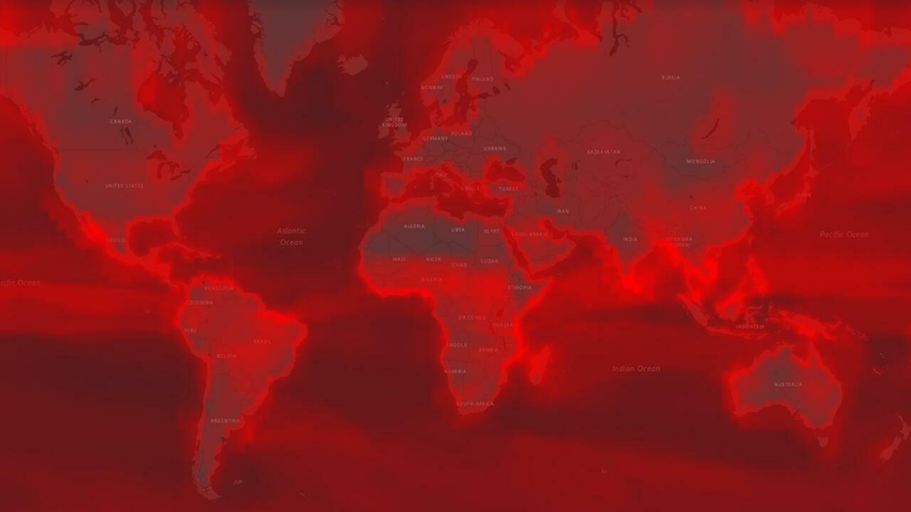 Climat: vers des catastrophes naturelles en série à la fin du siècle