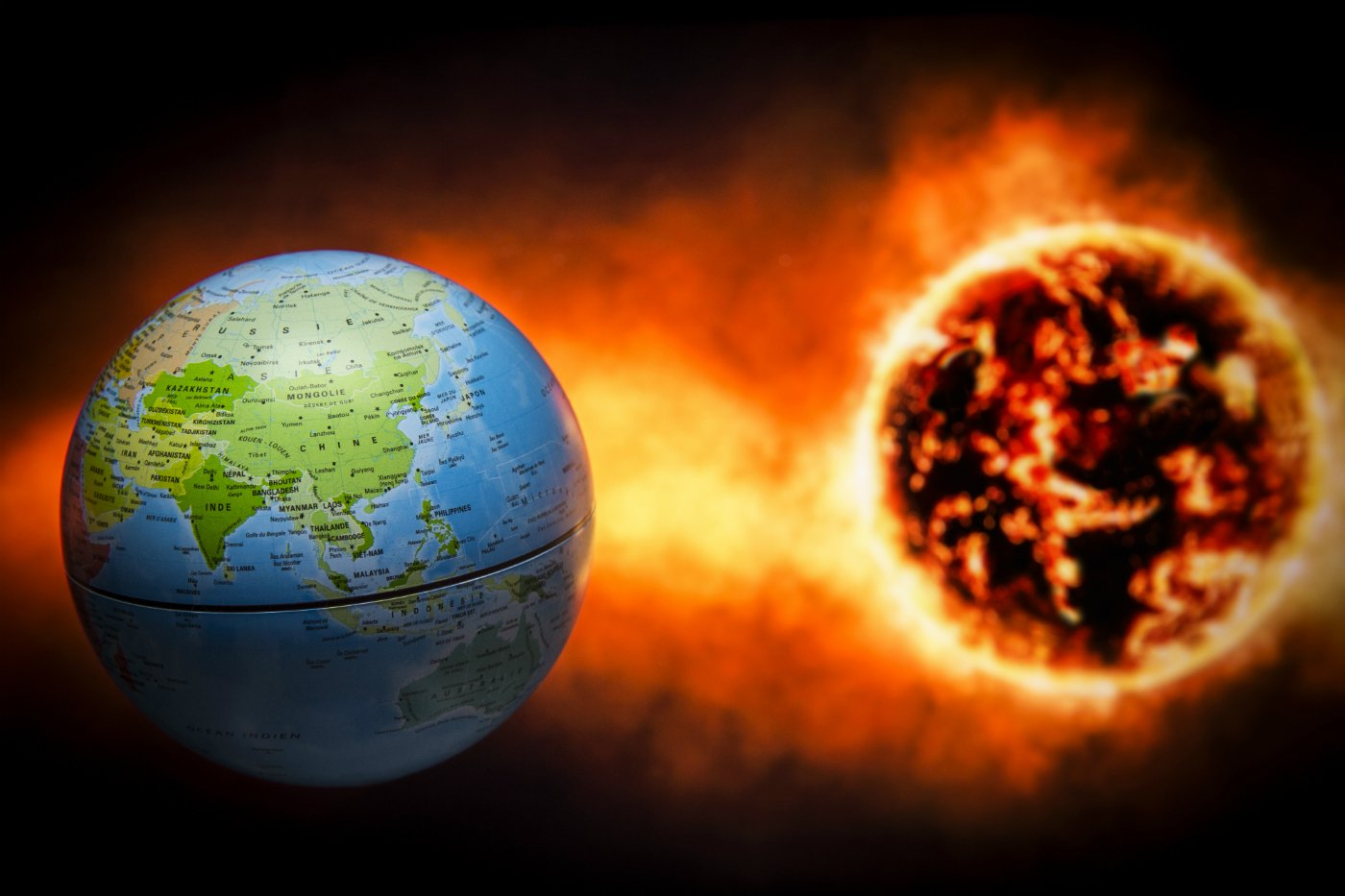 13 conséquences concrètes du réchauffement climatique