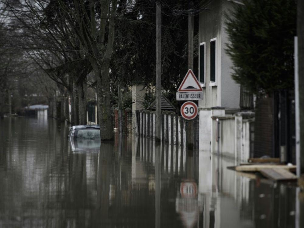 Les inondations, premier risque naturel en France