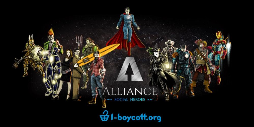 Alliance Social Heroes