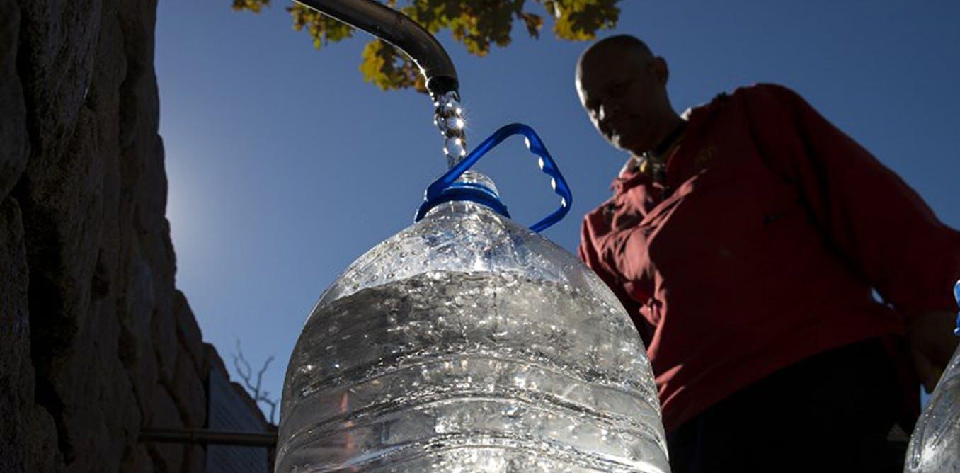 «Jour zéro»: du Cap à São Paulo, les grandes villes face à la pénurie d'eau