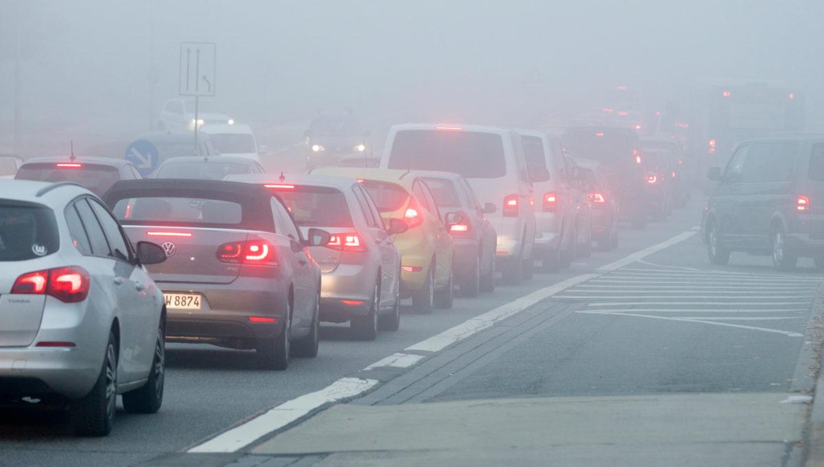 Pollution de l'air !