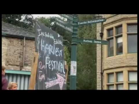 Incredible Edible Todmorden - Reportage (VO-ST / Français)
