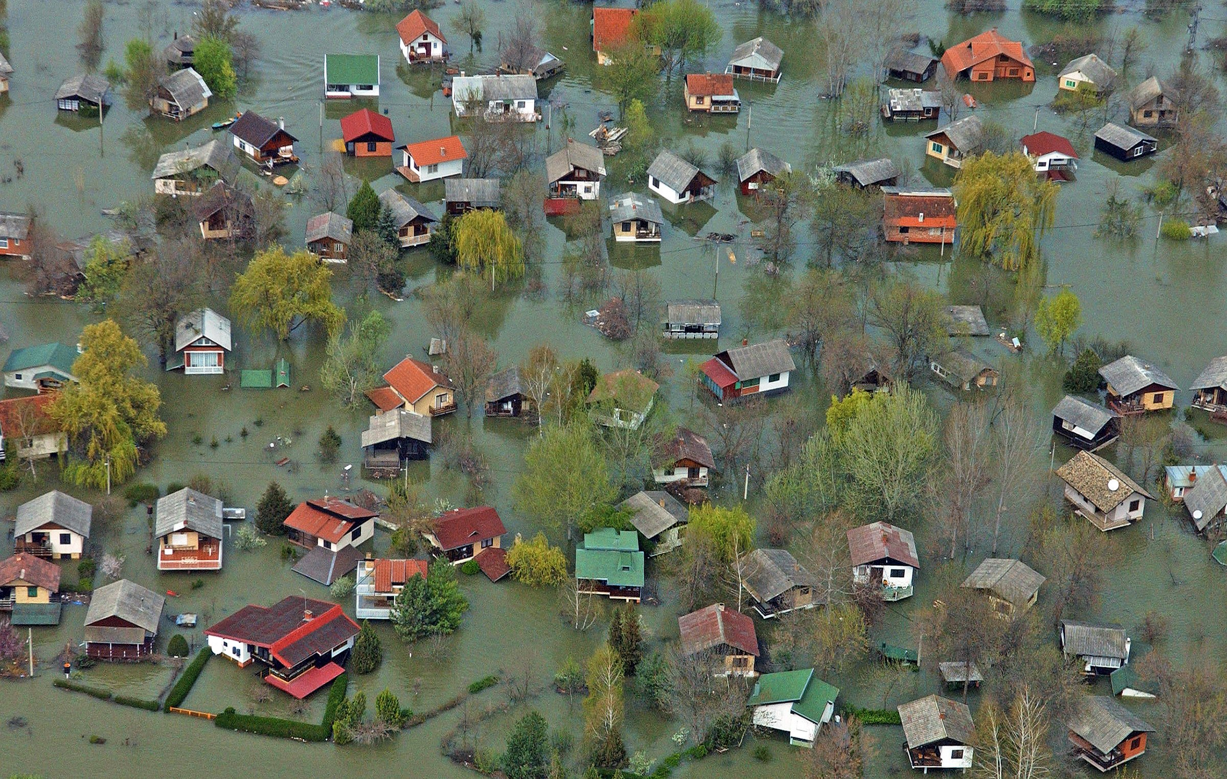 Quelles sont les villes menacées d'être englouties à cause du changement climatique ?