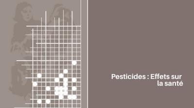 Pesticides : Effets sur la santé ⋅ Inserm, La science pour la santé
