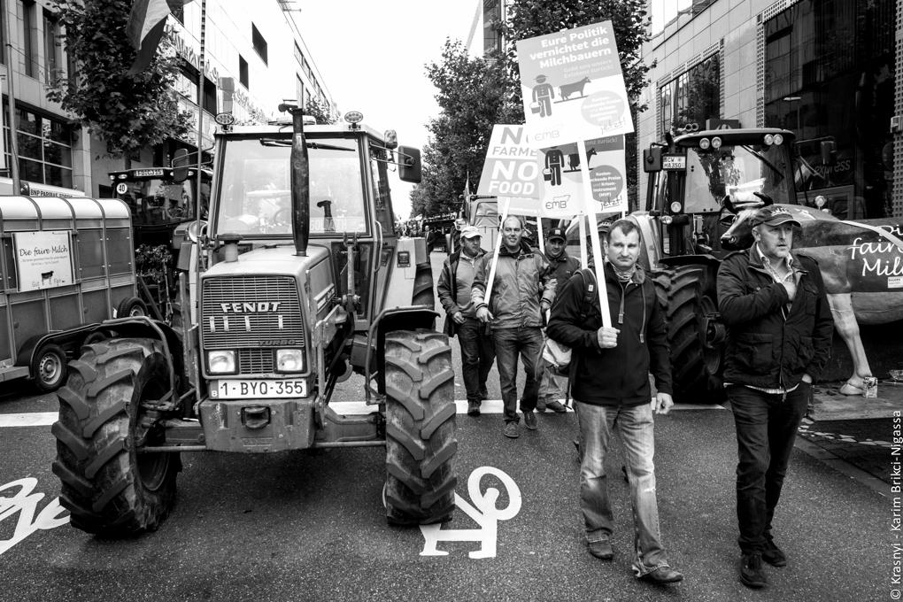 UE, protégez nos paysans et nos systèmes alimentaires !