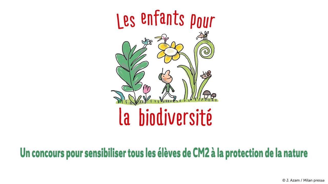 C'est quoi, la biodiversité ? - 1 jour, 1 question