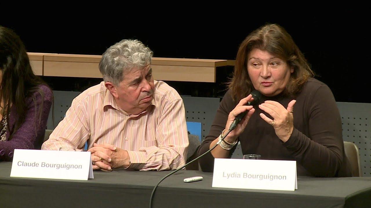 « Quels sols pour demain ? Du constat à l'action » avec Lydia et Claude Bourguignon