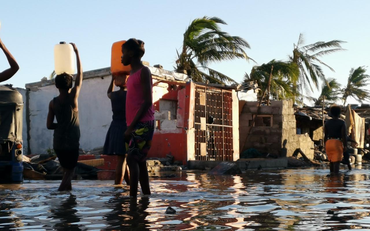 Changement climatique : cinq catastrophes naturelles qui demandent une action d'urgence | Oxfam International