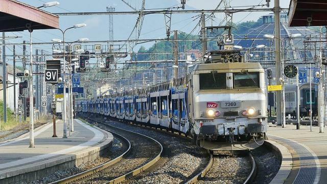 Transport de marchandises : les routiers appellent à une «alternative ferroviaire» dans les