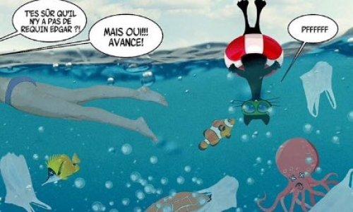 Pétition : Stop aux déchets dans nos mers et océans