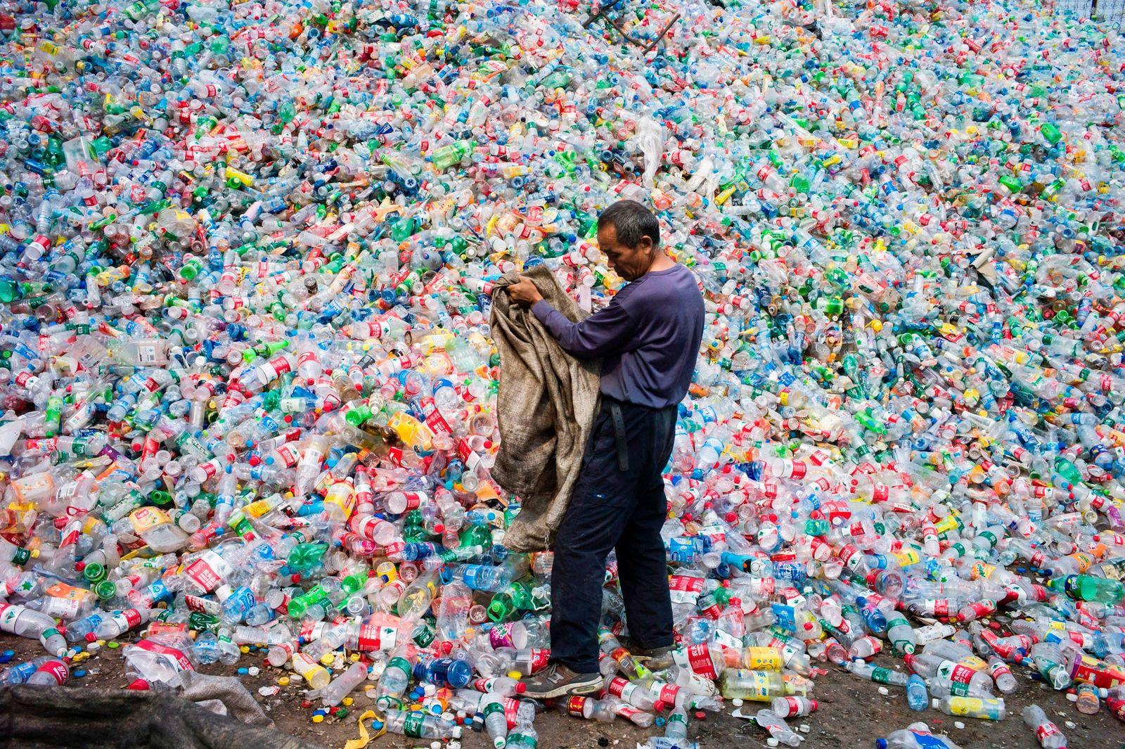 91% des déchets plastiques ne sont pas recyclés