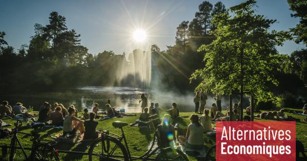Verdir les villes : la solution pour faire baisser la température !