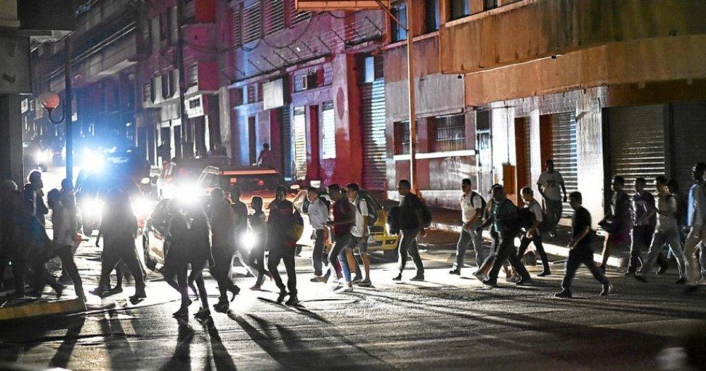 Venezuela. Stress et traumas: le prix de la panique après la longue panne d'électricité